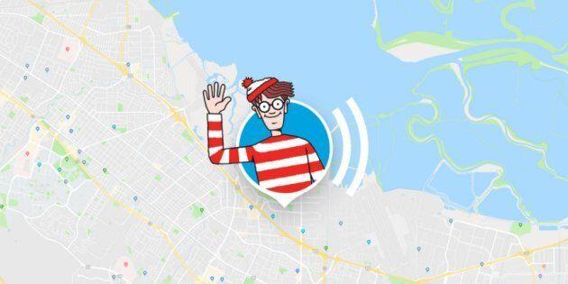 Où est Charlie? Dans Google