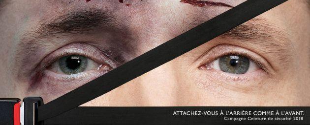 La SAAQ lance une campagne pour «boucler» la ceinture de
