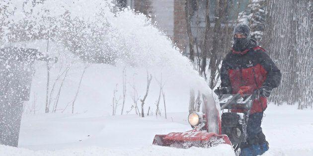 De 10 à 20 cm de neige attendus cette semaine sur certaines régions du