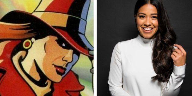 Gina Rodriguez va jouer Carmen