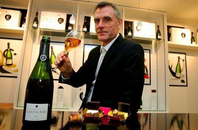 Pascal Prudhomme, directeur général du champagne Castelnau