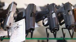 Le contrôle des armes: une question de santé