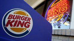Des employés de Burger King brisent toutes les fenêtres à cause d'un