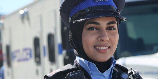 Constable spécial de la police régionale Peel, à