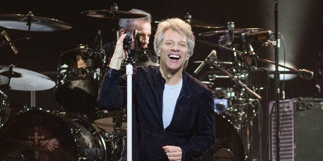 Bon Jovi reporte ses spectacles de ce soir et demain au Centre