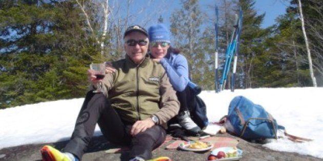 Le ski de printemps, c'est relaxer et profiter des belles journées qui se présentent autrement que juste en ski.