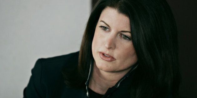 CANADA - MARCH 08:  Canadian Minister of the Environment Rona Ambrose speaks during an interview in Aylmer, Quebec, Canada Wednesday, March 8, 2006.  (Photo by Jonathan Hayward/Bloomberg via Getty Images)