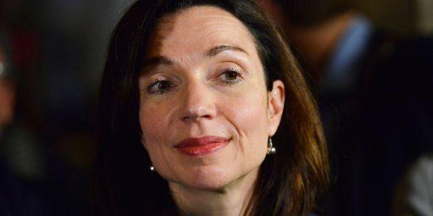Bernard Landry appuie Martine Ouellet, une «bonne