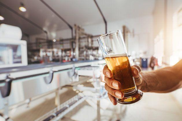 Une bière infusée au cannabis bientôt en