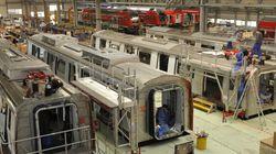 Bombardier remporte un contrat ferroviaire de près de 500 millions $ en