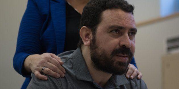 Aymen Derbali, le héros de la Grande Mosquée, espère que le deuil sera désormais moins