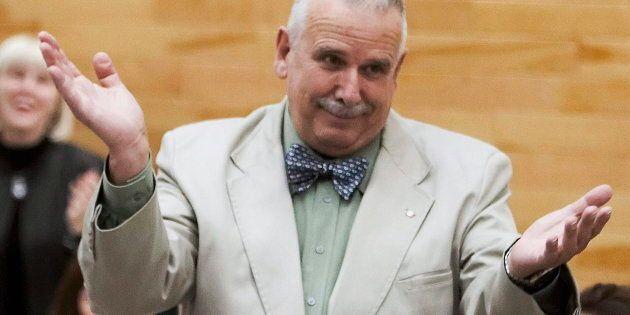 André Arthur blâmé par le Conseil de presse du Québec pour avoir suggéré de frapper des