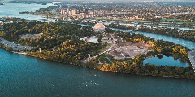 La consultation sur l'avenir du parc Jean-Drapeau est
