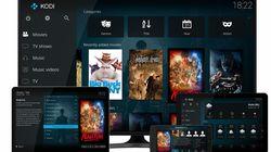 Les Canadiens troquent «BitTorrent» pour «Kodi» dans leur piratage