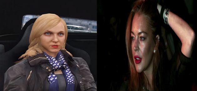 Lindsay Lohan perd sa poursuite contre «Grand Theft