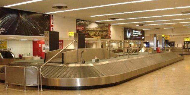 Envie d'un tapis roulant à bagages? Un terminal d'Heathrow aux