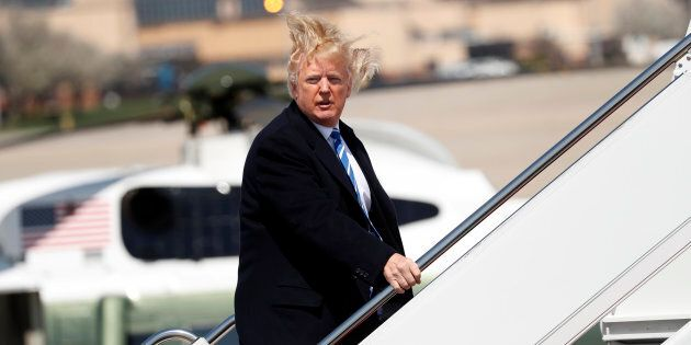 Trump snobe encore le dîner des correspondants de la