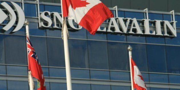 La firme SNC-Lavalin poursuit le Nouveau-Brunswick pour 54 millions