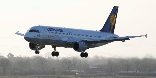 Plus de 800 vols de Lufthansa