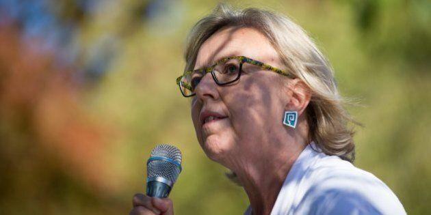 Elizabeth May souhaite rouvrir une enquête sur des appels