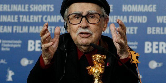 Vittorio Taviani à la Berlinale en