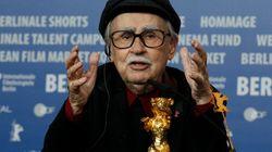 Le cinéaste italien Vittorio Taviani est