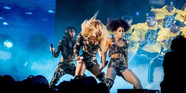Retour triomphal de Beyoncé marqué par une réunion des Destiny's Child à
