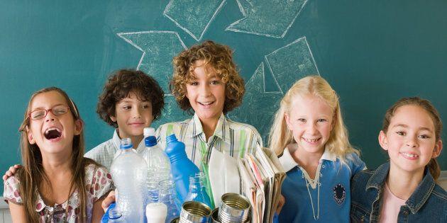 Une tournée dans plusieurs écoles du Québec pour inciter les enfants à