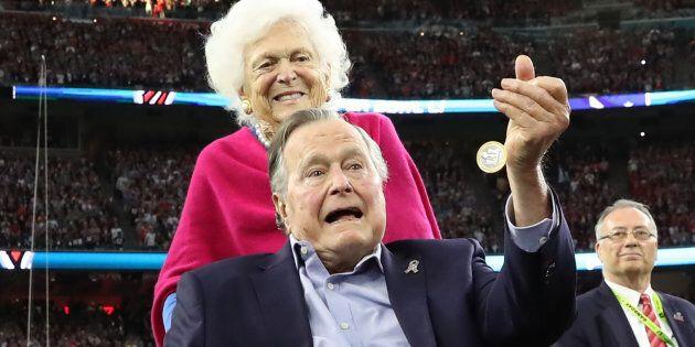 Barbara Bush abandonne les traitements