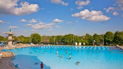 On pourra se baigner de nouveau au parc