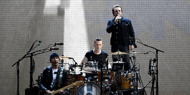U2 en spectacle à