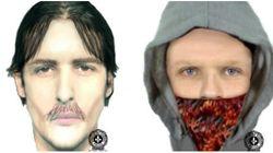 La SQ demande l'aide du public pour identifier ces deux