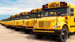 Le transport d'écoliers sera chamboulé sur la Rive-Sud de Montréal