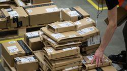 Des employés d'Amazon au Royaume-Uni feraient pipi dans des