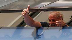«Je suis serein mais indigné», écrit Lula de sa