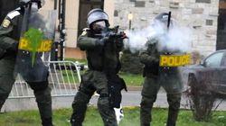Printemps érable: un policier suspendu 35 jours pour avoir blessé trois