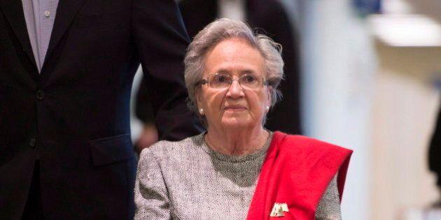 L'ex-lieutenante-gouverneure du Québec Lise Thibault obtient sa libération