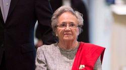 Lise Thibault obtient sa libération