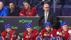 Le Canadien congédie l'entraîneur-chef de son