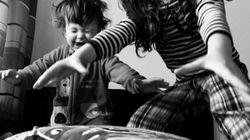 20 photos magnifiques du quotidien d'un père avec ses