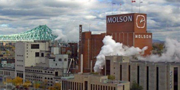 Modernisation à Montréal: Molson aimerait obtenir un coup de main