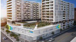 Un premier projet résidentiel qui respecte les promesses de Valérie