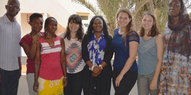 L'initiative EQWIP HUBs propulsée par Jeunesse Canada Monde et Youth Challenge International a créé des...