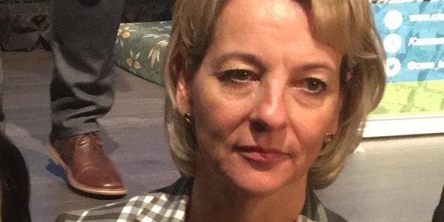 Sylvie Parent, mairesse de
