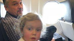 Cette maman a retrouvé l'inconnu qui lui a sauvé la mise pendant un vol