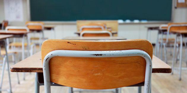 La journée de grève illégale des profs de Montréal, le 1er mai, est