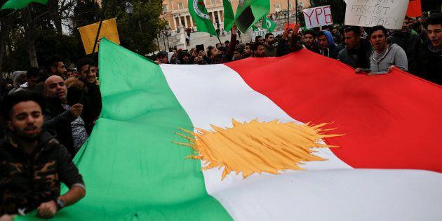 Les Kurdes cyniquement
