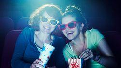 Quatre nouveaux films à l'affiche cette semaine pour les