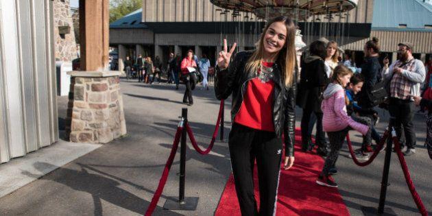 Marina Bastarache: un pas à la fois