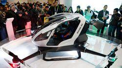 Ce drone devient votre jet